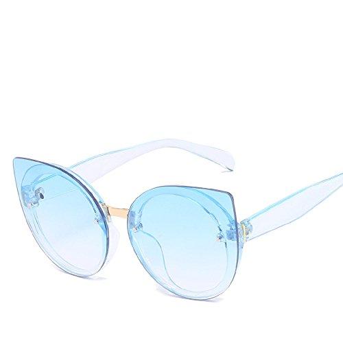 RinV Playa Damas Tendencias Oceánicas Personalidad Sol Senderismo Gafas N01 Sol Degradados Y Vacaciones Europa Gafas De Visera Unidos Estados De Películas No6 Viajes Tp8rTfWxA
