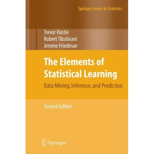 The Elements of Statistical Learning (Springer Series in Statistics)