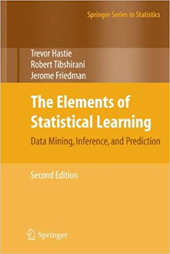 Amazon com: The Elements of Statistical Learning: Data
