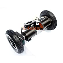 Electric Skateboard Truck Off Road Skateboard Belt Drive Truck 4 Wheel Longboard Mountains Skateboard 11 Inch Truck 8 Inch Wheel (drive truck)