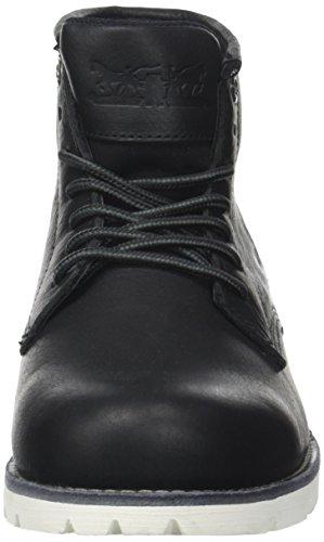 Schwarz Black Jax Levi's Kurzschaft High Black Stiefel Herren Regular Clean Regular 08PwxqqgfR