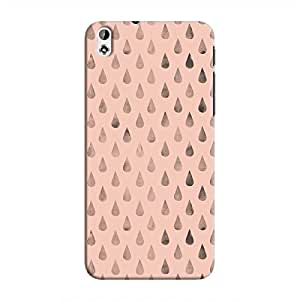 Cover It Up - Raindrops Pink Desire 816 Hard Case