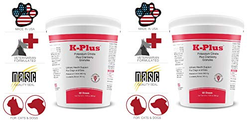 Pet Health Solutions K-Plus Potassium Citrate Plus Cranberry 300g Granules