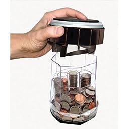 EZ-Count Money Jar