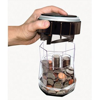 Fund Jar (EZ-Count Money Jar)