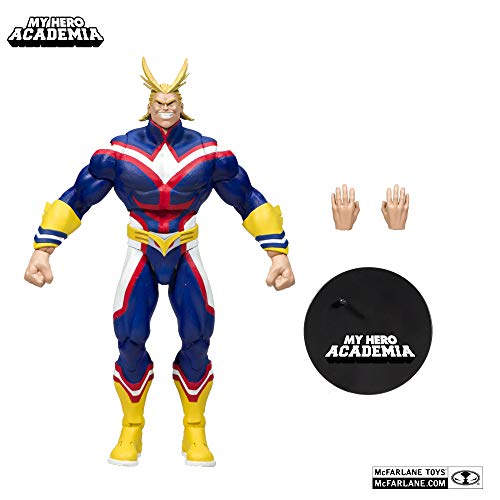 McFarlane Toys My Hero Academia All Might Action Figure from McFarlane Toys