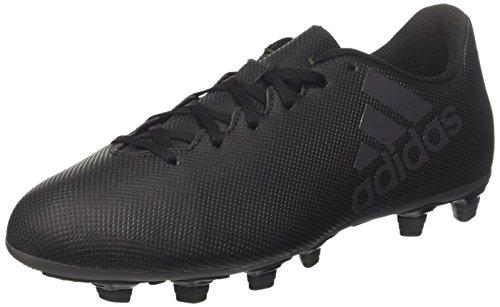 adidas Herren X 17.4 Fxg Fußballschuhe, ORO/Nero, Schwarz (Negbás / Supcia 000)