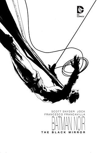 Batman Noir Black Mirror HC