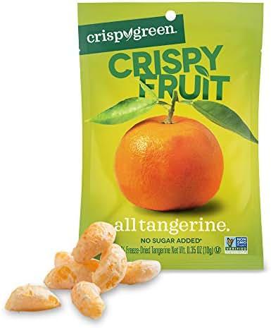 Dried Fruit & Raisins: Crispy Fruit All Tangerine