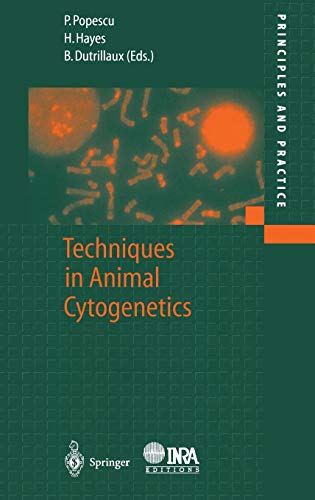 Techniques in Animal Cytogenetics (Principles and Practice)