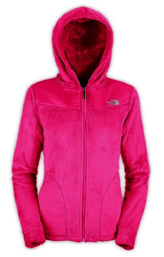 Womens Oso Hoodie Jackets (The North Face Womens Oso Hoodie Jacket Passion Pink ARHB-E9F Size: X-Small)