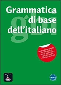 Grammatica Di Base Dell'italiano PDF Descargar