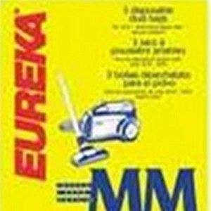 - EUREKA 60295C6 Style MM Disposable Dust Bags w/Allergen Filtration for SC3683A/B, 3/PK, 6PK/CT