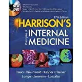 img - for Harrison's Principles of Internal Medicine, 17th Edition + Dvd book / textbook / text book