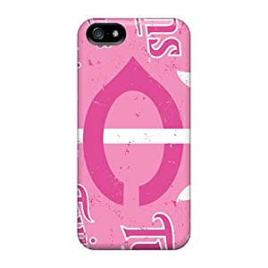 YAN2268PxHE CaroleSignorile Awesome Cases Covers Compatible With Iphone 5/5s - Minnesota Twins