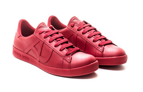 Richelieu Rouge 06565yo Armani Jeans Homme pxAaE