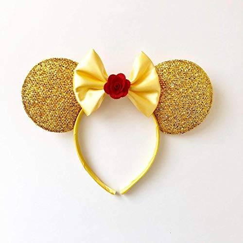 Belle Minnie Mouse Ears ()