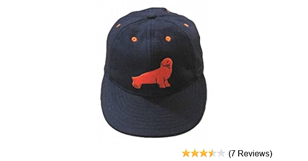 Ideal Cap Co. San Francisco Seals Vintage Baseball Cap 1940 at Amazon Men s  Clothing store  395c94281eff