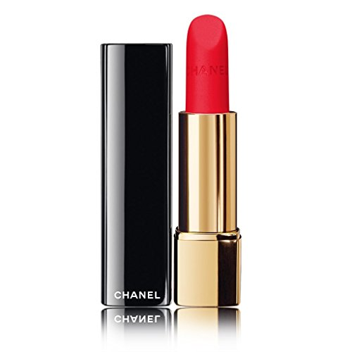 Chanel Rouge Allure Luminous (CHANEL ROUGE ALLURE VELVET LUMINOUS MATTE LIP COLOUR # 66 L'INDOMABILE)