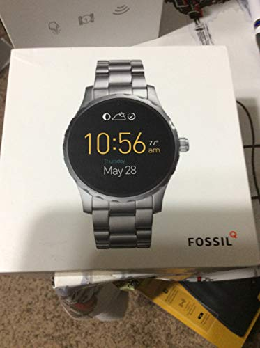 Fossil® Q Marshal Touchscreen With Link Bracelet Smart W