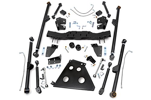 long arm lift kit jeep wrangler - 1
