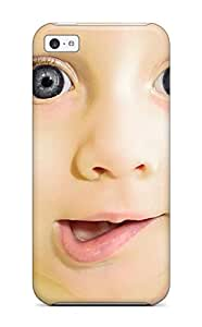Best 7143790K66007800 Awesome Design Cute Baby High Quality 2 Hard Case Cover For Iphone 4/4s
