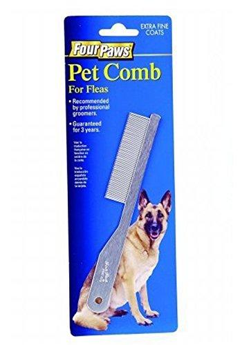 Extra Fine Coat Flea Comb