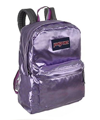 JanSport High Stakes Backpack (Satin Summer) (Backpack Satin)