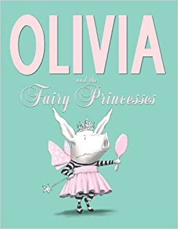 Image result for olivia and the fairy princesses
