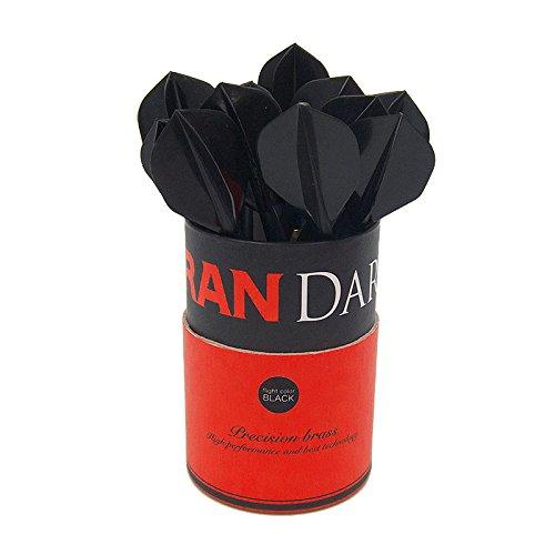 【GRAN】 BARREL BAR DARTS SLIM BOX 12P グランダーツ ハウスダーツ ブラック