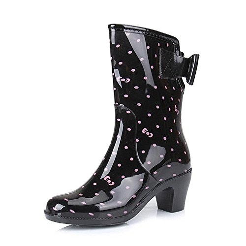 ladies Alger butterfly boots rain slip 38 Non 6Txw7TnE