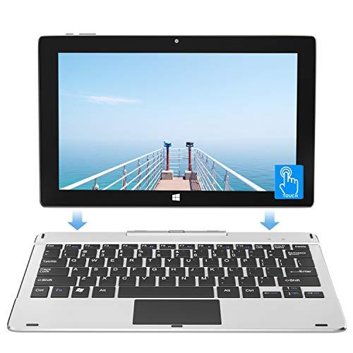 Jumper 11.6 inch FHD Laptop Touch Screen 6GB 128GB SSD Windows 10 Ultrabook Tablet PC 2 in 1 Intel Celeron Quad Core…