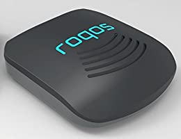 Roqos Core -Coal- Next Generation, Intrusion Prevention, Parental Controls, Firewall WiFi VPN Router - Protect Your Kids, Devices From Malware, Hackers, Bad Sites - Replace Your Router Or Plug Into It