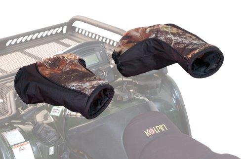 Fleece Cart Mitts (Kolpin Geartector Mitts -  Mossy Oak Breakup - 92180)