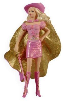 Hallmark Barbie as Corinne in Barbie & The Three Musketeers 2009 Ornament (Three Musketeers Barbie)