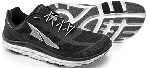 Altra AFM1845F Men's Provision 3.5 Running Shoe, Black - 10 D(M) US
