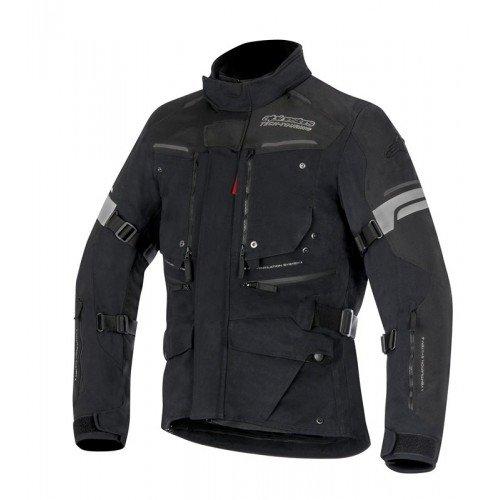 Alpinestars Men's Valparaiso 2 Drystar Jacket (Black/Anthracite, -