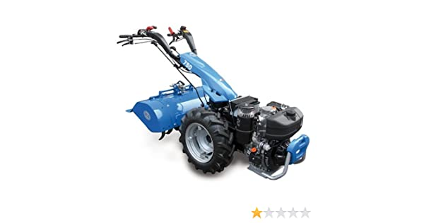 BCS - Motocultor/Motoazada 750 diésel PowerSafe® - Motor ...