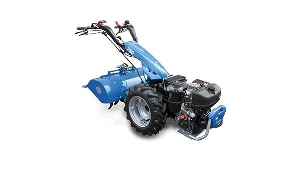 BCS - Motocultor/Motoazada 750 diésel PowerSafe® - Motor Lombardini 3LD: Amazon.es: Jardín
