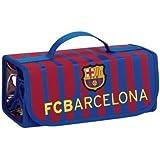 FC Barcelona Pencil Case (Pull down inc 50 Pieces)