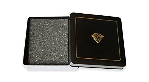 Or Chaîne, chaîne Figaro Diamanté en or jaune 585/14carats, Largeur 1.1mm avec anneau ressort, la longueur est au choix.