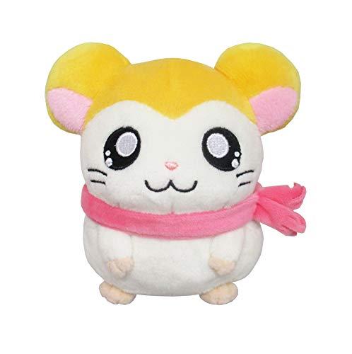[해외]햄 양 없이 컬렉션 인형 머플러 짱 S 박제 높이 10cm / Ham Chanzu Collection Plush Muffler-chan S Plush Height 10cm