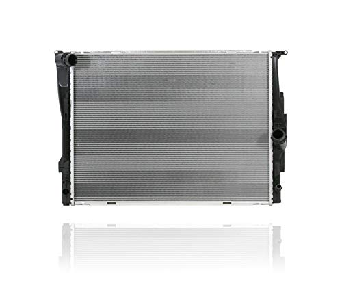Radiator - Pacific Best Inc For/Fit 2882 BMW 3-Series Wagon Sedan Exclude 335i Coupe 328i / 328Xi Convertible A/T W/O SENSOR (Bmw 3 Series Convertible 2009 For Sale)