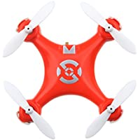 kantianKONG Cheerson CX-10 Mini RC Drone Headless One Key return Pocket quadcopter UFO Remote Control Toys With Remote Control(Orange)