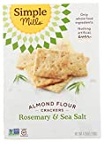 Simple Mills Almond Flour Crackers, Rosemary