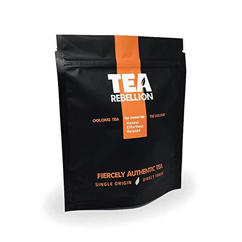 (Tea Rebellion   Father Zambezi's Mission   Oolong Tea   40g   Loose   Authentic   Direct Trade   Single Farm   Single Origin   Whole Leaf   Third Wave Tea   Pure Tea  )