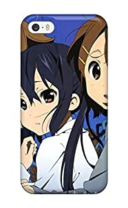 New Arrival Case Cover With Qzalbxv3533FfSXx Design For Iphone 5/5s- K-on