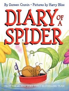 [(Diary of a Spider )] [Author: Doreen Cronin] [Jan-2013]