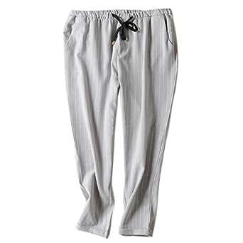 VitaminGirls Women's Gray Cotton Trousers Size XXL