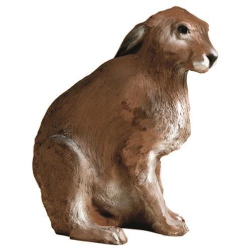 Delta McKenzie Back yd 3D Rabbit Target, Brown